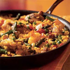 Chicken and Shrimp Paella