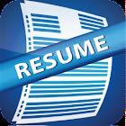 Resume App Pro HD icon