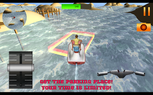 Crazy Jet Ski Driving - screenshot