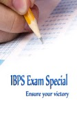 Screenshot of IBPS Exam Training