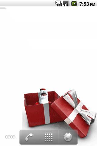 Santa Claus in a Box