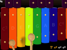 Screenshot of Awesome Xylophone