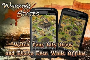 Screenshot of Warring States