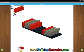Screenshot of Brick car examples