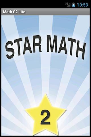 Star Math G2 Lite