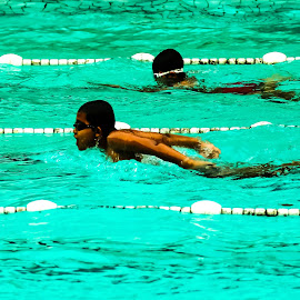 by Fuad Arief - Sports & Fitness Swimming (  )
