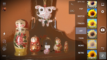 Screenshot of Cameringo+ Effects Camera