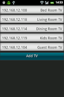 Screenshot of Easy TV Remote