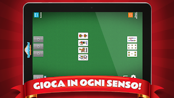 Screenshot of Scopa Più