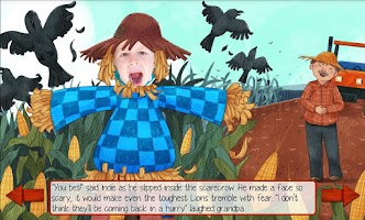 Screenshot of Me in a Storybook: Farm (Kids)