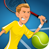 Download  Stick Tennis  Apk
