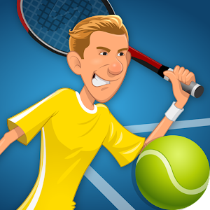 Cover art Stick Tennis