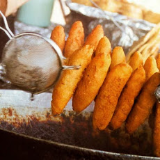 Jamaican Fried Dough | Festival Recipe
