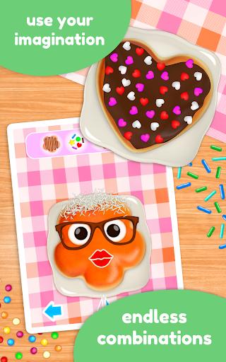 Donut Maker Deluxe - screenshot