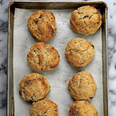Buttered Pecan Biscuits