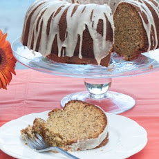 Honey Tangerine Poppy Seed Cake