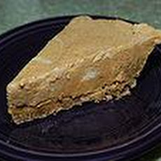 Gingersnap Pumpkin Ice Cream Pie