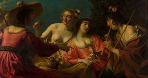 RIJKS: Gerard van Honthorst: painting 1632