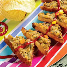 Corn Toasts