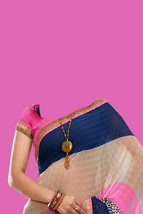 Indian Marriage Saree Photo - screenshot