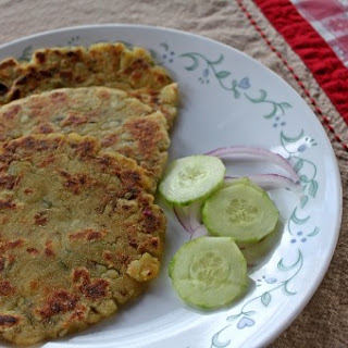 Gluten-Free Cumin and Potato Flatbreads (Alu Paratha)