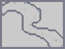 Thumbnail of the map '01-3: The way down'