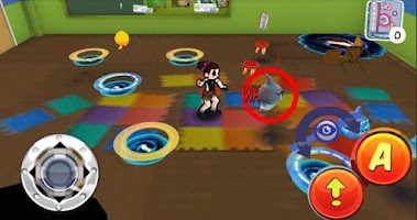 Screenshot of Alien Invaders vs Girly Pami