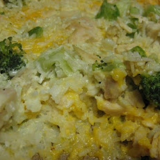 Creamy Chicken Broccoli Bake