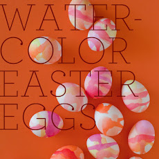 Watercolor Easter Eggs Egg Salad  Sandwich