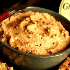 Triple Threat Guinness-Cheese Spread
