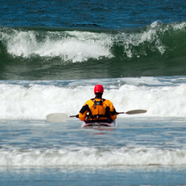 Sea Sports by Keith Sutherland - Sports & Fitness Other Sports ( wave, beach, boat, surf, kayak, paddle )