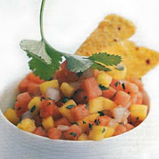 Tropical Fruit Salsa