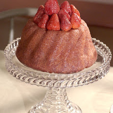 Anne's Red-Wine Savarin