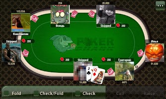 Screenshot of Poker Shark