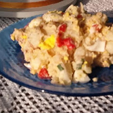 Bacon and Egg Potato Salad