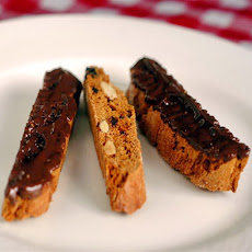 Almond Raisin Biscotti