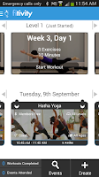 Screenshot of Yoga for Distance Runners