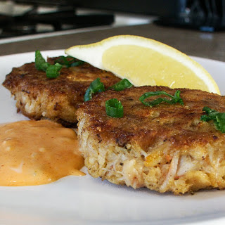Crab Cake With Crackers Recipes