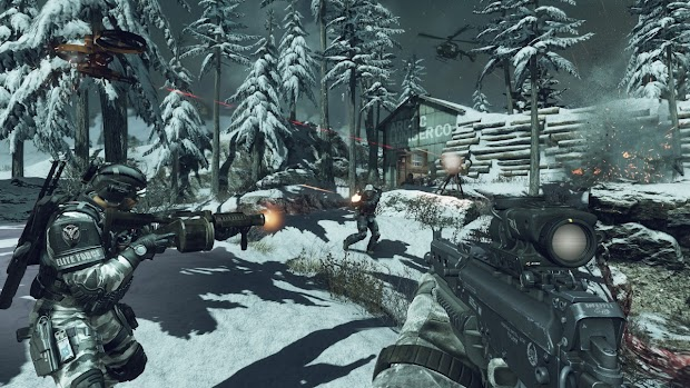 Call Of Duty: Ghosts to use dedicated servers