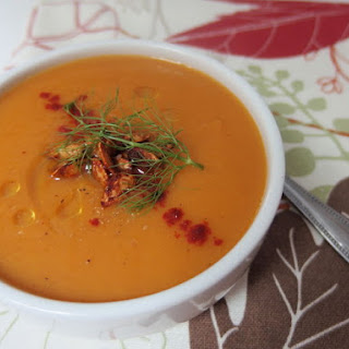 Roasted Autumn Bisque