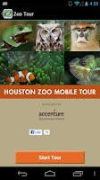 Screenshot of Houston Zoo