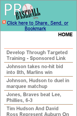 Tim Hudson News