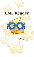 Screenshot of EML Reader FREE