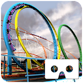 VR Roller Coaster APK for Bluestacks