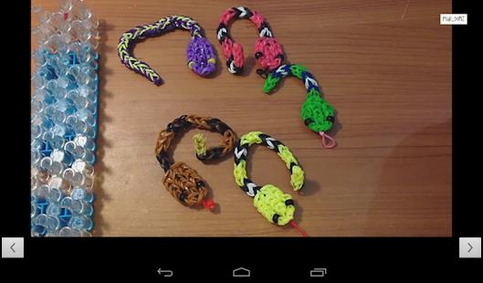 Как сделать браслет из rainbow loom