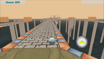 Screenshot of Crazy Ball 2