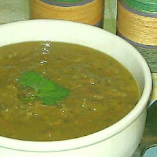 Finger-Lickety Split-Pea Soup