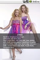Screenshot of Prom Dresses