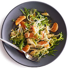 Crab and Tangerine Salad