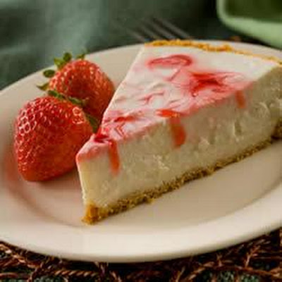 Berry Swirl Cheesecake